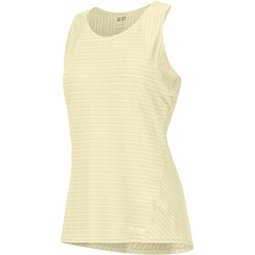 Marmot Ellie Tanktop Dames, yellow mist